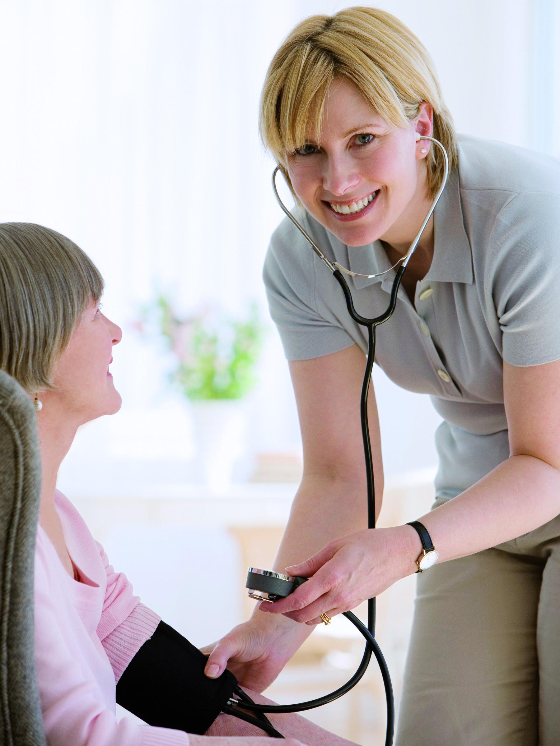 Assicurazione salute con assistenza domiciliare