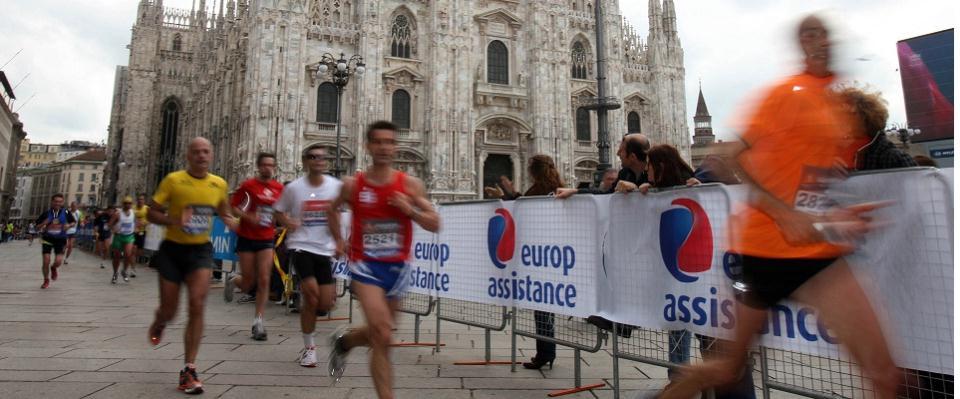 Europ Assistance sponsor ufficiale della Milano City Marathon 2014